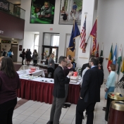 People at the Spring Student Award Ceremony