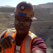 Jacob Agbor, SSE major at Barrick Gold