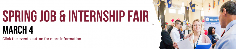 EKU Spring Job & Internship Fair