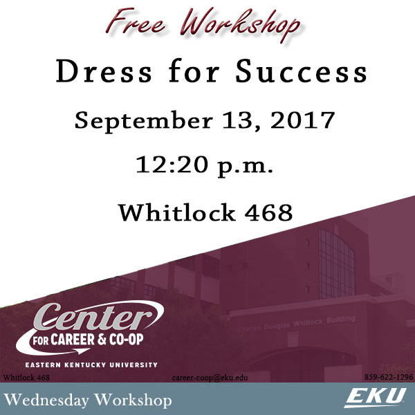 9_13_Dress For Success_Wednesday