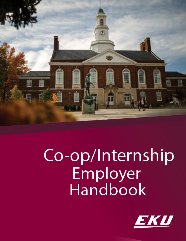 co op intern employer handbook center for career cooperative