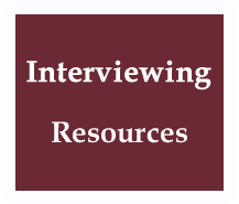 Interviewing Resources