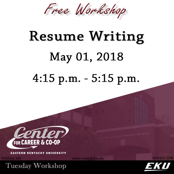 Resume Writing With Deb  Resume Writing Workshop